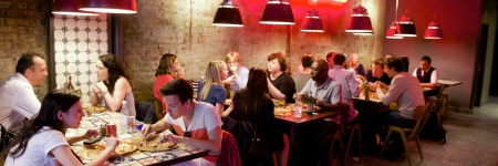Synecore's M&E expertise aids swift opening of second Pizza Union