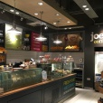 Electrical refurbishment for Joe's Coffee House Gatwick South Terminal