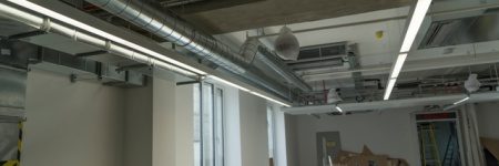 Huckletree's entrepreneurs to benefit from Mitsubishi Electric's VRF City Multi installed by Synecore