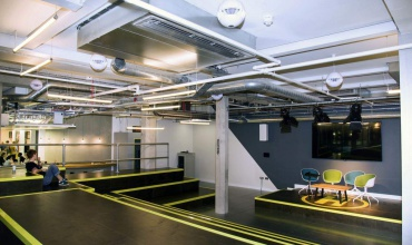 Huckletree Fileturn Mechanical and Electrical