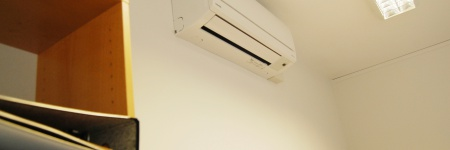 Air conditioning for a small office in Kent