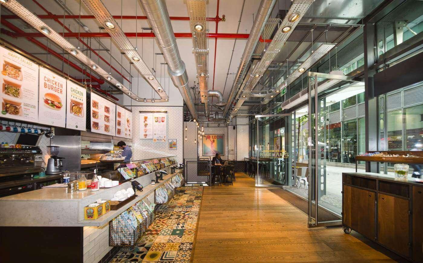 Resultado de imagem para restaurant air system