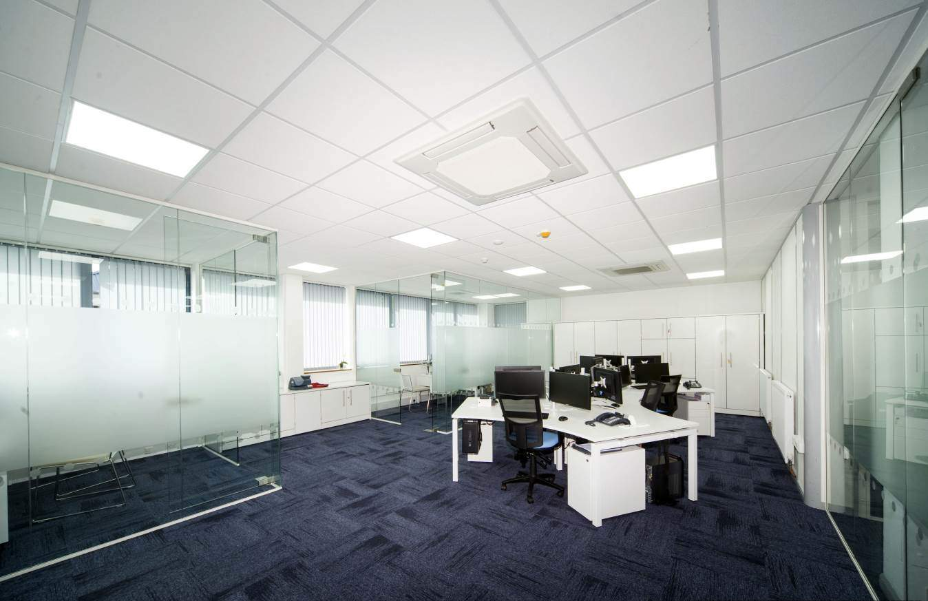 Office Air Conditioning Systems Kent Case Study