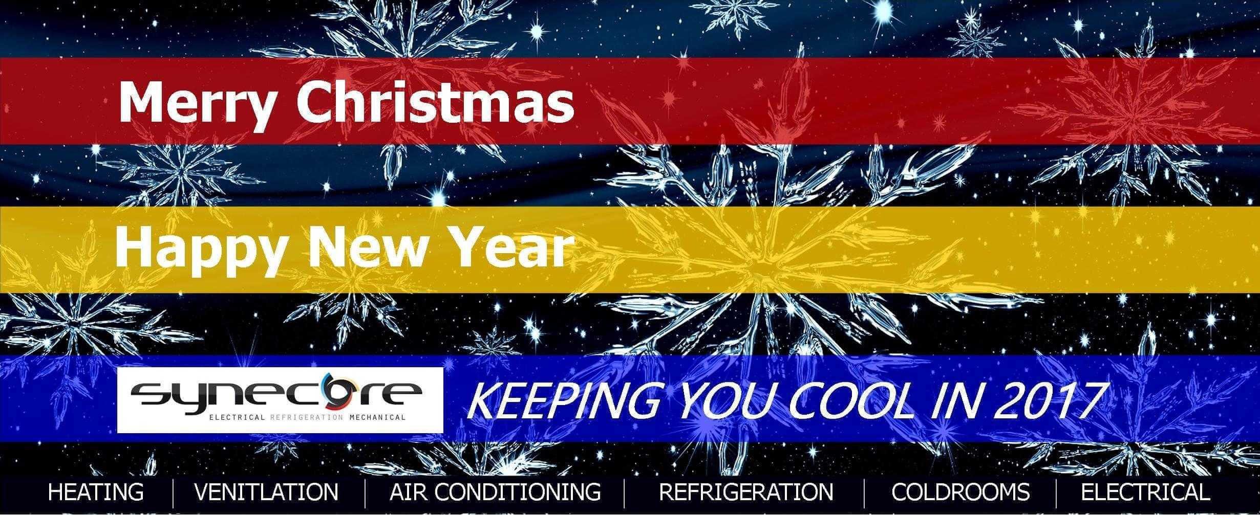 2016 All Wrapped Up Synecore Me Contractor Air Conditioning Refrigeration And Heating Electrical Produced By Mechanical Contracting