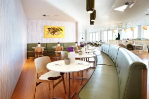 Virgin clubhouse Gatwick electrical contractor