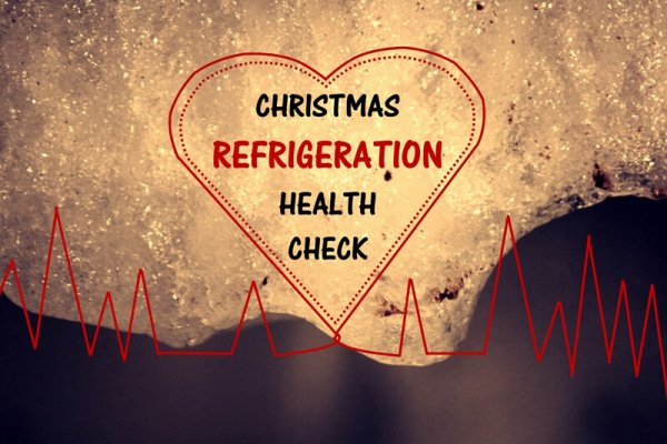 Christmas health check commercial refrigeration engineer