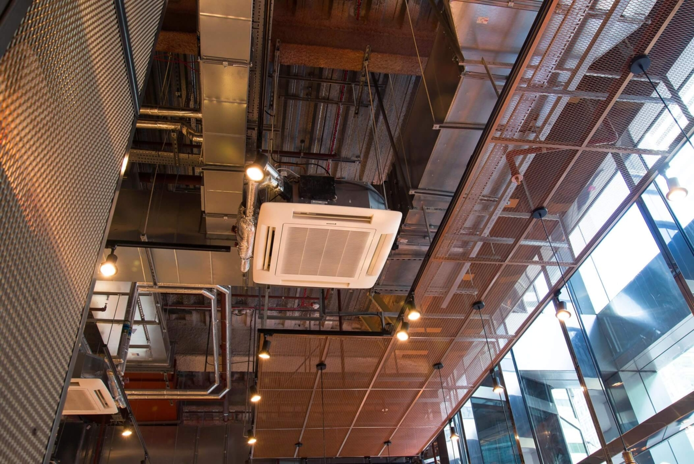 Hvac london mechanical design and installation contract