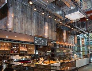 restaurant kitchen HVAC London