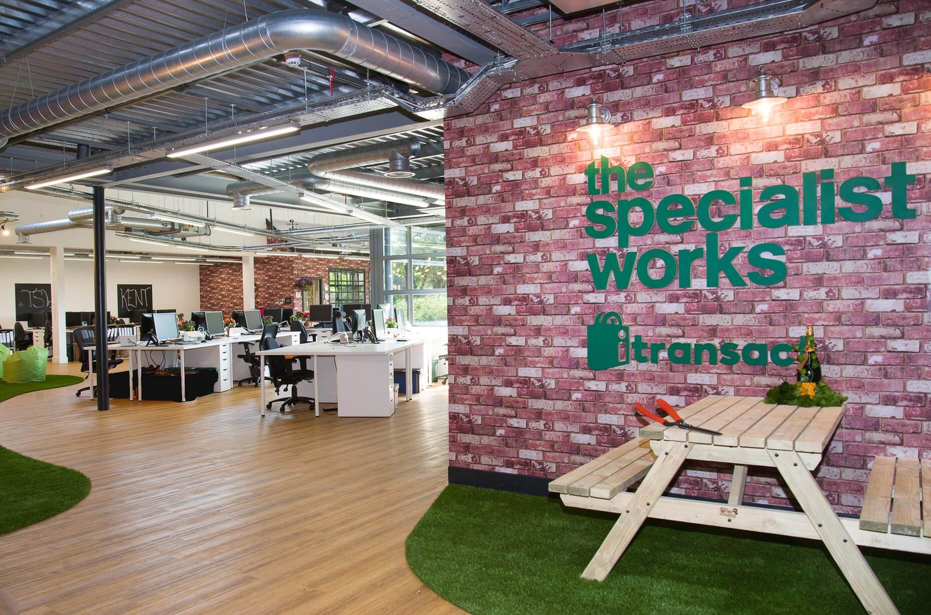 Specialist Works Office Fit Out