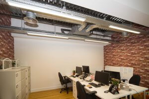 Exposed Pipework