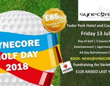Golf Day Tudor Park 2018