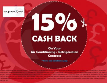 air conditioning and refrigeration referral cash back