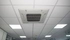 Ceiling cassette air conditioning unit
