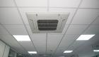 Ceiling cassette air conditioning unit