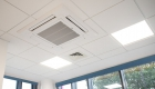 School air conditioning and ventilation