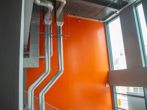 Ductwork contractor London