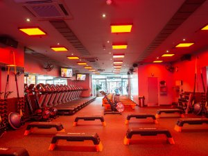Gym HVAC London