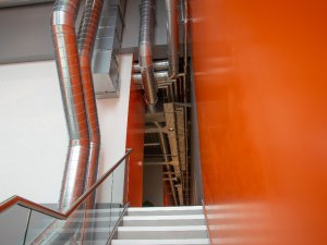 exposed ductwork company London