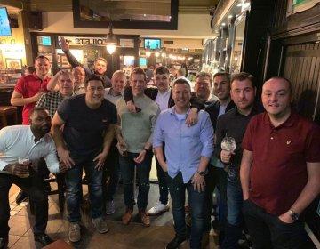 Synecore team trip to Dublin