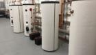 Boiler Install for military training centre