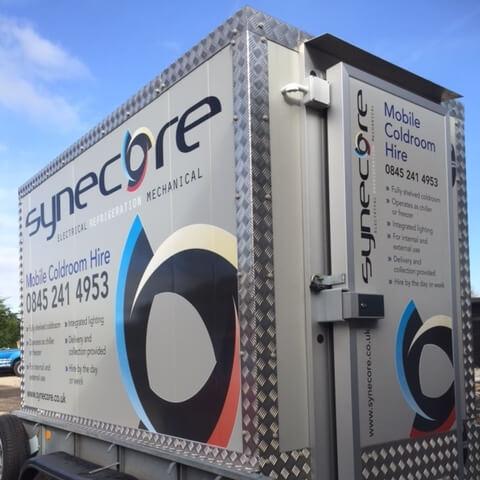 coldroom trailer