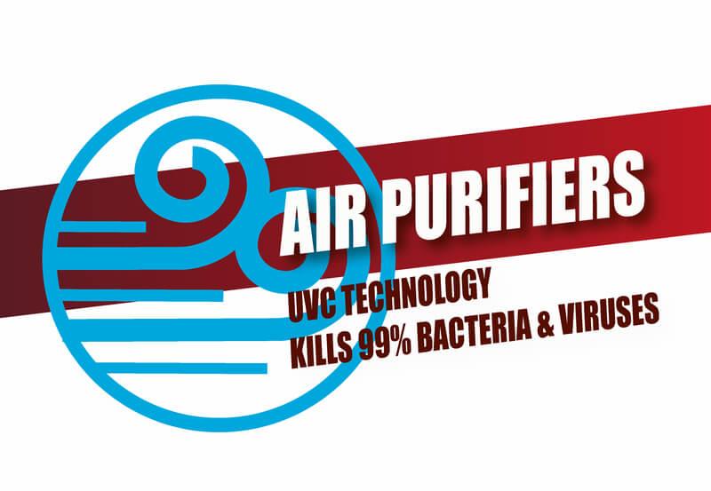 UVC Air Purifiers HVAC