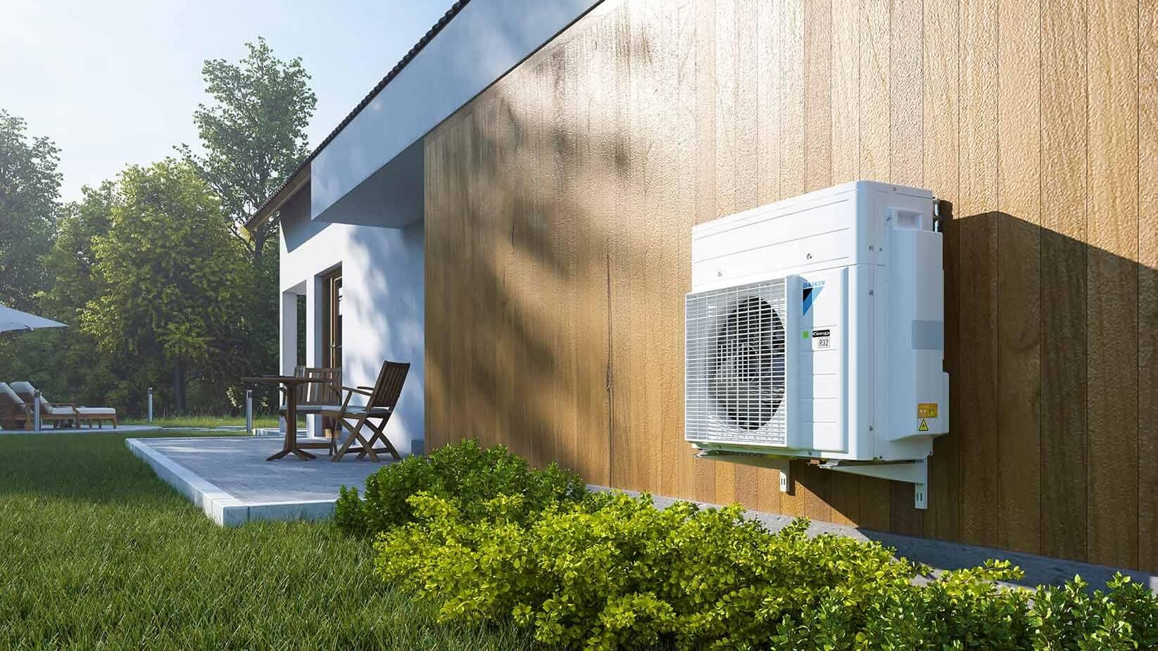 air source heat pump installer Kent